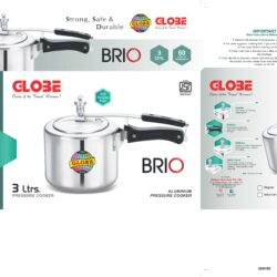 BRIO WHITE 3Ltr. | Globe Kitchenware