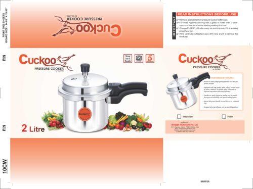 CUCKOO WHITE 2Ltr. scaled | Globe Kitchenware