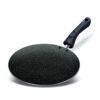 Globe Magma Greblon non stick Concave Tawa Black, 3 mm