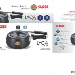 LYCA BLACK 2Ltr. | Globe Kitchenware
