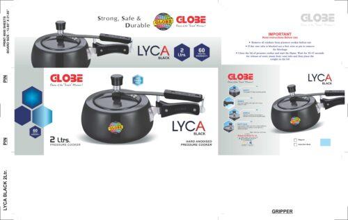 LYCA BLACK 2Ltr. scaled | Globe Kitchenware