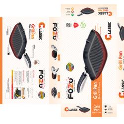 19C GRILL PAN 250 MM 1   Globe Kitchenware