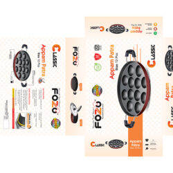 2C APPAM PATRA 12 PCS 2 | Globe Kitchenware